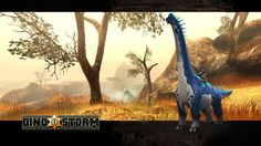 Western, Dinos, Science Fiction? Splitscreen Games stellt vor: Dino Storm