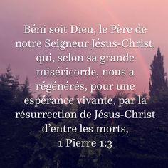 La Sainte Bible, Jesus, Religion, God Is Love, Word Of God, Wise Words, Bible Verses, Resurrection Of Jesus, Good Friday