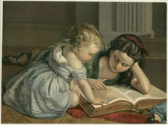 File:The First Bible Lesson (Boston Public Library). I Love Books, Great Books, Books To Read, My Books, Reading Art, Woman Reading, Bible Art, Book Art, People Reading