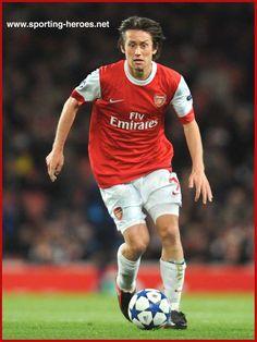 Tomas ROSICKY Arsenal FC