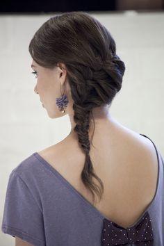 code: 32-03-004 French Braid, Braids, Dreadlocks, Hairstyle, Beauty, Hair Job, Cornrows, Hair Style, Herringbone Braid