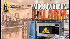 SELF-emPower 13 | Wie Deine Mikrowelle strahlt - Mikrowellenstrahlung hö...