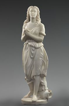Hagar by Edmonia Lewis. Search the Smithsonian American Art museum collection, one of the world's largest and most inclusive collections of art made in the United States. Austin Osman Spare, August Sander, Albert Bierstadt, Alphonse Mucha, African American Artist, American Artists, Rodin, Edmonia Lewis, Greece
