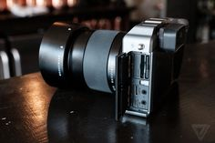 Hasselblad's X1D is a photography nerd's dream camera | The Verge