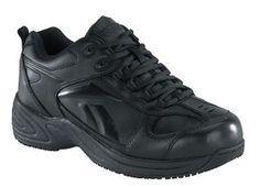 3606cf65ff6977 Reebok Mens Soft Toe Sure Grip Plus Athletic Oxford Shoe. ReebokOxford ShoesEveryday  ShoesBlack ...