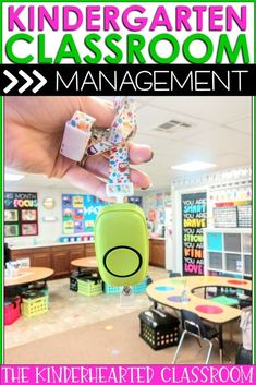 My Favorite Classroom Management Tool is a Doorbell • The Kinderhearted Classroom
