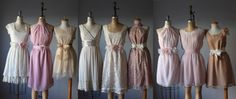 mismatched+bridesmaid+dresses+by+AtelierSignature+on+Etsy,+$99.99