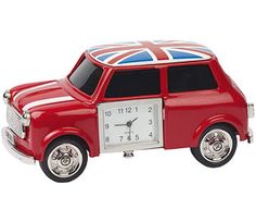Original Gift Company Miniature Clock, Metal If they are a car enthusiast of days gone by or the present, they will love this quirky car clock to ensure that they are never late again. This finely detailed model is made of enamelled metal and se http://www.MightGet.com/february-2017-2/original-gift-company-miniature-clock-metal.asp