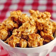 Olivia's Killer Karamel Korn a.k.a. Easy Caramel Popcorn - Rock Recipes -The Best Food & Photos from my St. John's, Newfoundland Kitchen.
