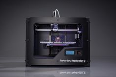 MakerBot Launches Replicator 2 For High Quality Prototyping- Svpply