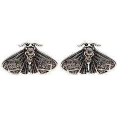 Mimco Night moth stud earrings and other apparel, accessories and trends. Browse and shop related looks.