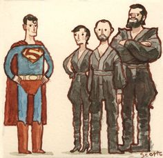 Superman II by Scott C.