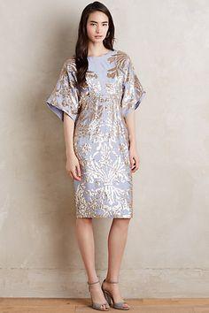 Ainkia Kimono Dress by #Pankaj&Nidhi #anthropologie