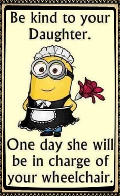 Good news for all minions lovers … here we have some of funniest Minions images, quotes and Jokes . If you love these Yellow Capsule . Funny Minion Pictures, Funny Minion Memes, Minions Quotes, Minion Sayings, Minions Images, Funny Pics, Minion Humor, Mom Quotes From Daughter, Daughter Quotes Funny