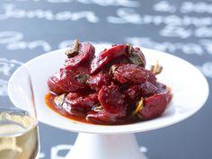 Tapas - köstliche spanische Häppchen - chorizo-in-rotwein  Rezept