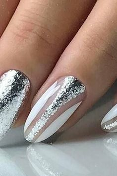 #white #manicure #black #nails #love #nailart #gelnails #nail #naildesign #art #beauty #beautiful #gelpolish #nailswag #style #nailpolish #gel Diy Nails, Swag Nails, White Manicure, Gel Polish, Nail Art Designs, Nailart, Beautiful, Beauty, Style