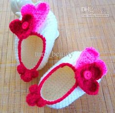 Wholesale Toddler Shoes - Buy 15%off!Crochet Shoes Sandals/toddler Shoes/Pinky Hearts Crochet Baby Booties ! , $2.87 | DHgate