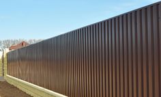 How Much Does Colorbond Fencing Cost per Metre? Colorbond Fencing Cost per Metre? Fencing Material, Timber Fencing, Fence Prices, Lattice Screen, Wrought Iron Fences, Old Fences, Steel Fence, Fence Panels, The Help