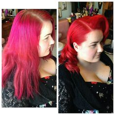 Gorgeous redhead #shoreditch #rockalily #hoxton #eastlondon