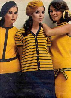 Colleen Corby Pandora Fashions 1967, via Flickr.