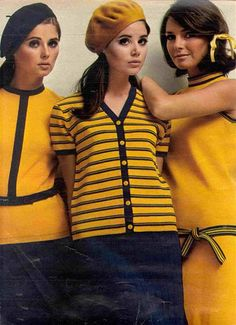 Colleen Corby Pandora Fashions 1967, via Flickr.