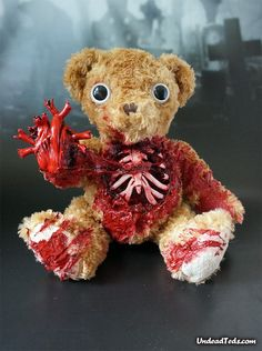 Awe, sharing his heart with us. UndeadTeds Showcase Vol. 5 | UndeadTeds