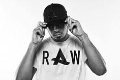 Afrojack x G-Star Raw #whatdjswear #streetstyle #afrojack #raw
