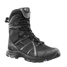 7b6c0744c82074 Bottes Black Eagle Athletic 11 High Haix - Noir - Welkit Chaussure, Bottes  De Jungle