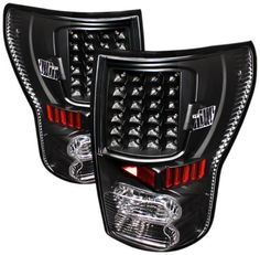 Spyder Auto ALT-ON-TTU07-LED-BK Toyota Tundra Black LED Tail Light (847245013200) Update your car or truck's look Top quality tail lights with OEM fitment for a simple bolt-on installation Each set has a pair of lights including the left and right tail lamps Please verify fitment before purchasing this product, may not fit models or body styles not explicitly listed