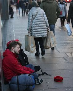 'Spat on and ignored': what I've learned from a month sleeping rough in London Medical student James Beavis spent his Christmas on the streets of the UK capital, to raise money for – and try to better understand – this marginalised community. His conclusion? 'Society has dehumanised homeless people' James Beavis during his month on the London streets.