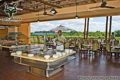 KNP - Lower Sabie - Restaurant Kruger National Park, National Parks, South African Holidays, Visit South Africa, Washington Dc, Places Ive Been, Nyc, Restaurant, Outdoor Decor