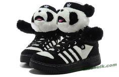 Adidas X Jeremy Scott Panda Shoes  Lightest