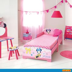 Minnie Mouse Slaapkamer