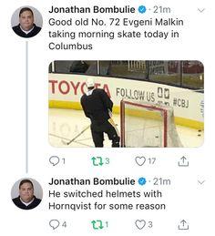 🐧🐧🐧 Hockey Baby, Ice Hockey, Funny Hockey, Pittsburgh Hockey, Pittsburgh Penguins, Evgeni Malkin, Hockey Boards, Rugby Sport, Penguin Love