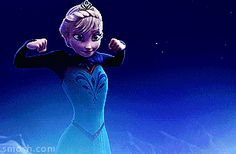 Frozen gif... hahaha cant stop watching this!