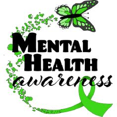Mental Health Awareness butterfly and green ribbon Custom T-Shirts are a unique way to be a part of mental health awareness month and support those batting mental health. Mental Illness Awareness, Mental Health Awareness Month, Mental Health Advocate, Kids Mental Health, Mental Health Quotes, Mental Health Ribbon, Ptsd Quotes, Awareness Tattoo, Health
