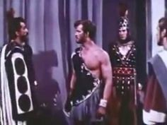 Richard Harrison - The Invincible Gladiator - Full Movie - 1962 - YouTube