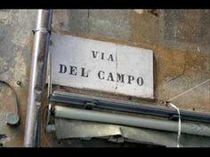 Fabrizio De Andrè - Via del Campo - YouTube
