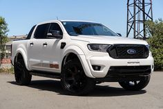 Talk to Team Hutchinson Ford Christchurch about personalising your new Ford Ranger. Ford Ranger Modified, Custom Ford Ranger, Ford Ranger Lifted, Ranger 4x4, Chevy Diesel Trucks, Chevrolet Trucks, Chevrolet Impala, Ford Trucks, 1957 Chevrolet