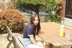Gfriend Profile, Sinb Gfriend, G Friend, I Love Girls, Meme Faces, Kpop Aesthetic, Girl Group, Girlfriends, Dancer