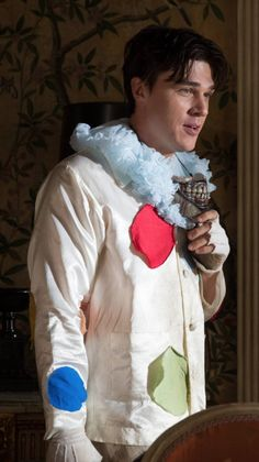 The Last of the Motts. Dandy Mott played by Finn Wittrock in AHS Freakshow. Follow rickysturn/american-horror-story