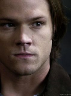 Soulless Sam  #Supernatural  Appointment in Samarra  6.11 This doesn't even look like Sam i.e the normal one