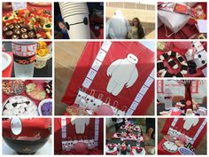 baymax party, big hero six party