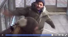 SICK: Watch Muslim Refugee KICK and PUNCH a Woman and Her Child In PUBLIC