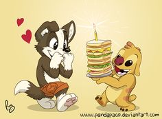 Today Is My Mates Birthday And He Loves Experiment 625 Because Does Sandwiches So What A Better Surprise To Have Big Sandwich For Him