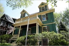 Visit the birthplace and National Historic site of President John F. Kennedy in Brookline.