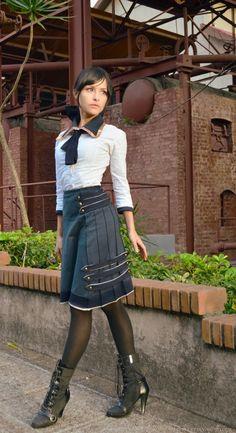BioShock Infinite Cosplay - Elizabeth