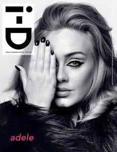 adele i-d magazine