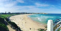 Bondi Beach  #sydney #bondi #bondibeach #bondibeachsydney #enjoythemoment #beachday #photooftheday #amazingview by marc_sdmn http://ift.tt/1KBxVYg