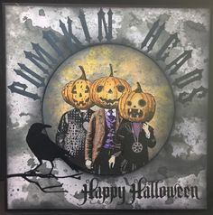 Hi Everyone   Friday 13th! what a fabulous day to start a new Spooky Challenge fortnight over at That's Crafty Challenge Blog . So if you ...